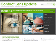 Contact Lens Update